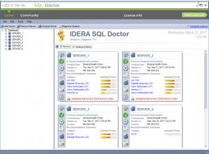 SQL Doctor Peru Ecuador IDERA R2 DATA TECHNOLOGY