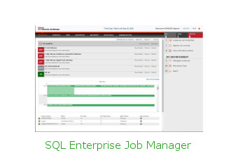 SQL Enterprise Job Manager Peru Ecuador IDERA R2DT